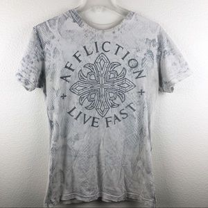 Men's Affliction Vintage shirt size small 🙋🏻‍♂️